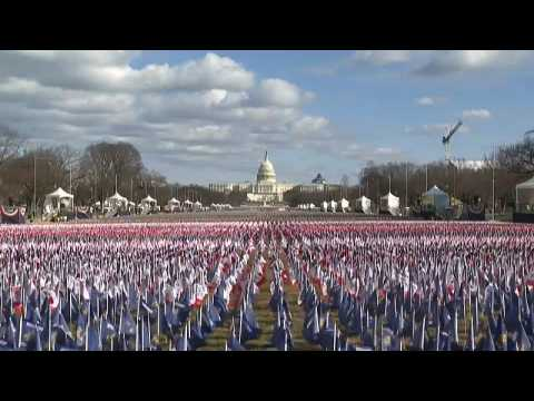 US transfer of power: Washington DC gears up for an inauguration like no other