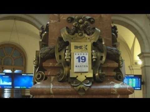 Spanish stock market gains 0.4% in opening session