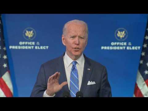 America's 46th President: Joe Biden's long road to the White House