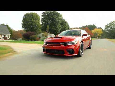 2021 Dodge Charger SRT Hellcat Redeye Driving Video