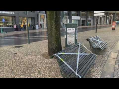 Portugal strengthens lockdown measures amid third wave of coronavirus