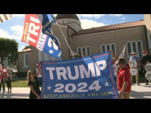 Florida awaits Trump's post-White House arrival
