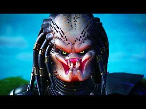 """FORTNITE """"Predator"""" Official Trailer (2021)"""