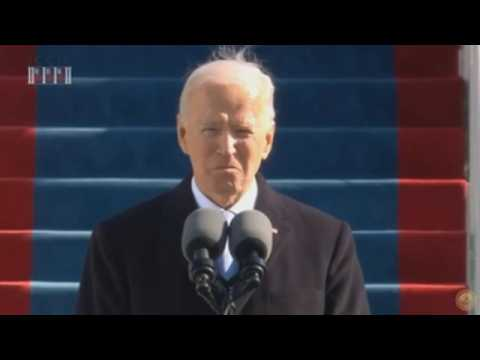 Biden vows that the assualt against the Capitol will never happen again