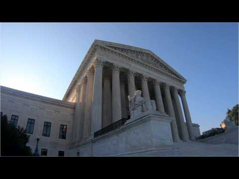 Supreme Court Hit With Bomb Threat