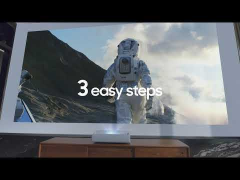 #ThePremiere: How to Install in 3 Easy Steps | Samsung