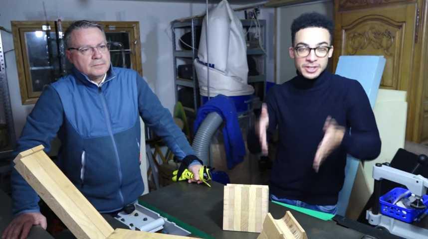 Thumbnail À 22 ans, il fabrique sa moto 100% électrique dans son garage ! (version courte)