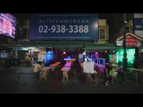 Bangkok nightlife faces two opposing realities amid pandemic