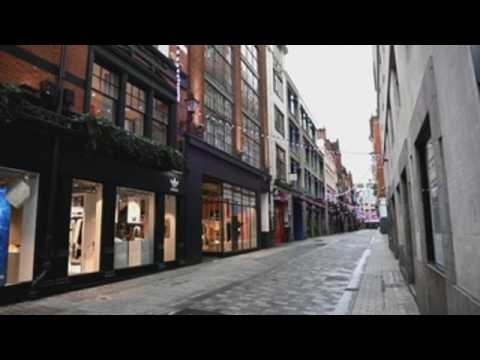 London celebrate unusual Boxing Day
