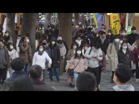 Tokyo sets new single-day record for Covid-19 cases