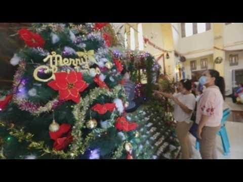 Indonesian Catholics gear up ahead of Christmas celebrations