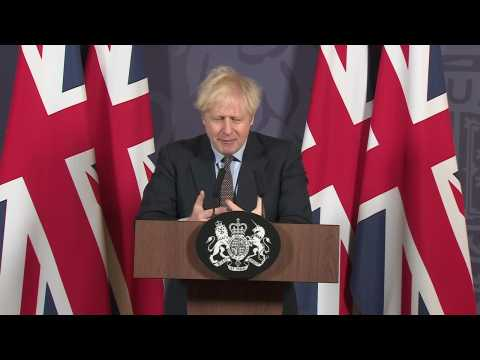 Post-Brexit trade agreement 'a good deal for whole of Europe': UK PM