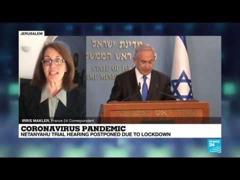 Coronavirus pandemic: Israel enters strict lockdown as cases spike
