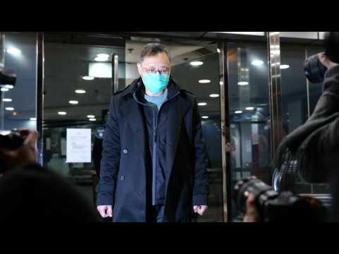 Activist Benny Tai: 'Harsh winter' in Hong Kong