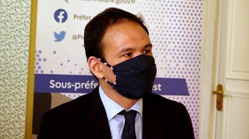 Thumbnail Cédric O annonce une grosse enveloppe pour la fibre optique bretonne
