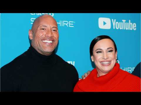 Dwayne 'The Rock' Johnson To Release New Energy Drink