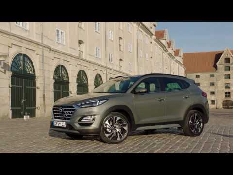 The new Hyundai Tucson Highlights
