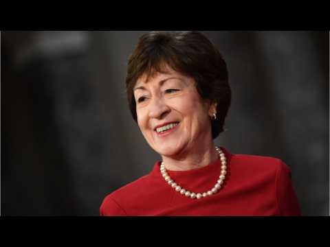 GOP Sen. Susan Collins Thought The Capitol Attack Was Done By Iran