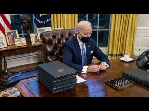Biden Keeping Christopher Wray As FBI Director