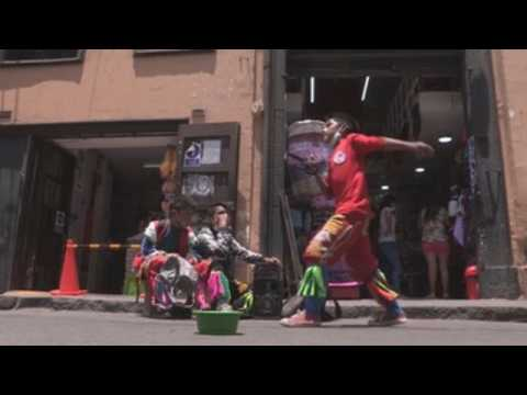 Street performers struggle to survive amid pandemic crisis