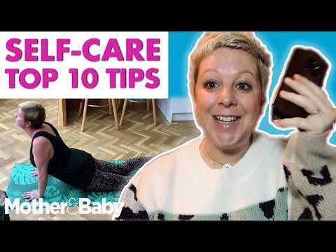 10 self-care tips for parents!