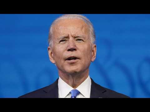 'Democracy prevailed': Joe Biden hits out at Trump as US Electoral College confirms him as president