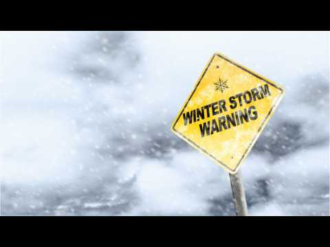 'Serious' Snow Storm To Hit East Coast