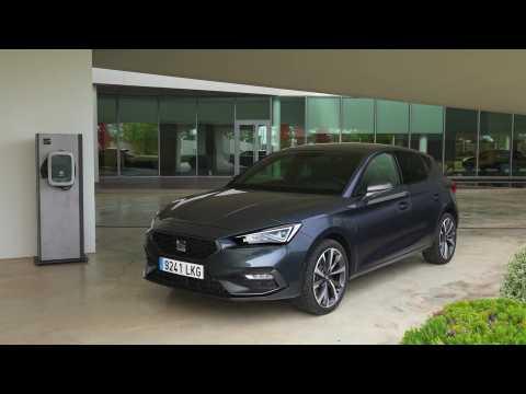 New SEAT Leon e-HYBRID Design in Magnetic Tech