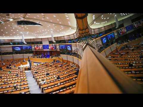 European Parliament overwhelmingly passes €1.8 trillion EU budget for next 7 years