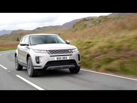 Range Rover Evoque Driving Video