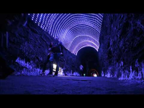 Colombia's Salt Cathedral celebrates 25th anniversary