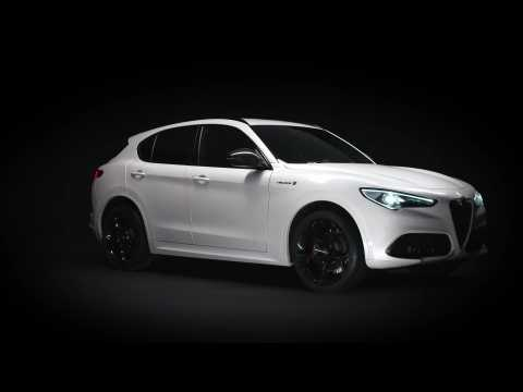 Alfa Romeo introduces new Stelvio Veloce Ti for 2021