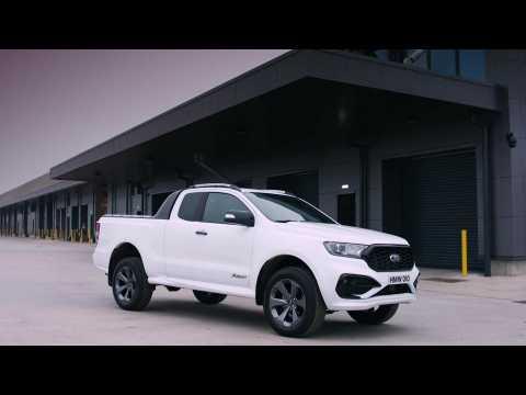 2021 Ford Ranger MS-RT Design Preview