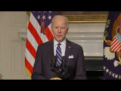 US must lead world on climate crisis, says Biden