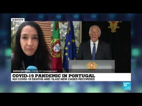 Covid-19 pandemic in Portugal: Country faces world's worst virus surge