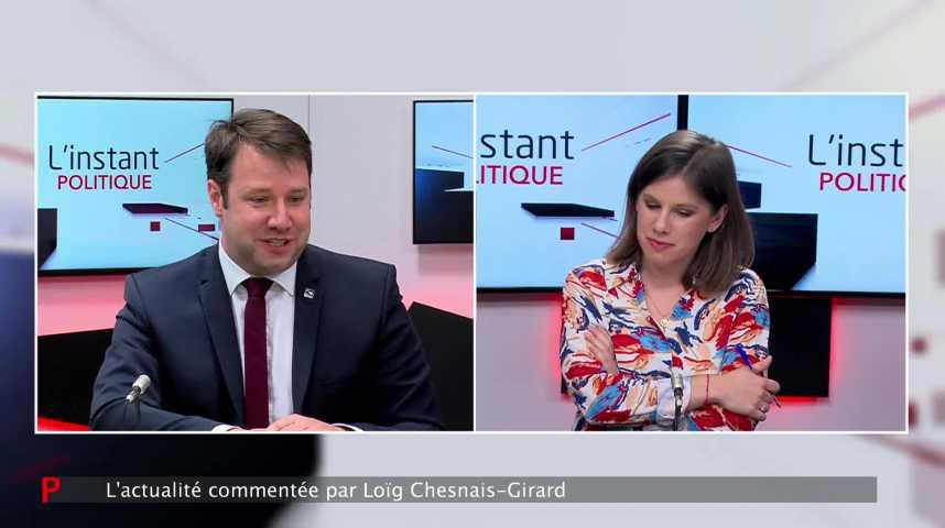 Thumbnail Loïg Chesnais-Girard réagit à son manque de notoriété