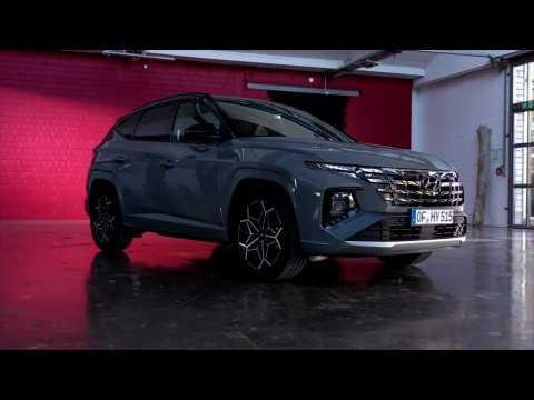 All-new Hyundai TUCSON N Line Exterior Design