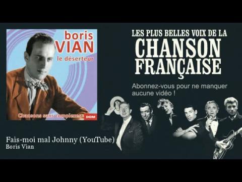 Boris Vian - Fais moi mal Johnny (Pix Clip)
