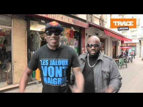 mokobe - Mokobé en freestyle à Châtelet  (Live)