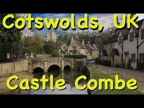 castle combe, england's prettiest village? gem of the cotswolds